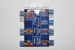 Eine-kleine-einfache-Programming-Card-f R-Regler-der-RC-Schiffe-von-Hobbyking-300x200 in Der Regler im RC Modellbau Schiff